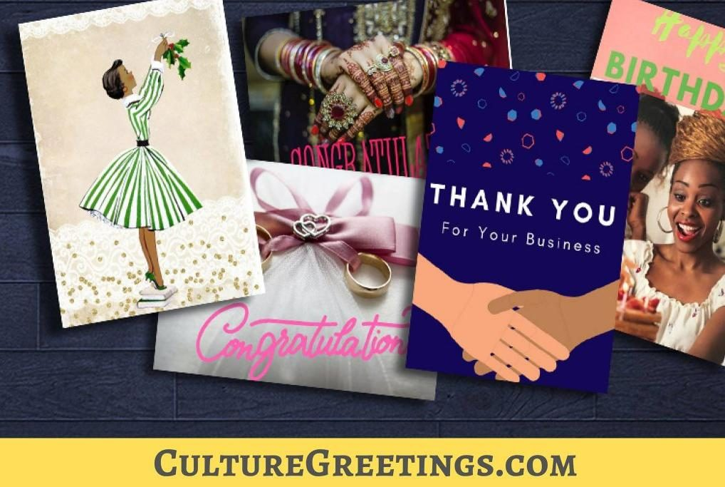 10 Off Of Black Greeting Cards